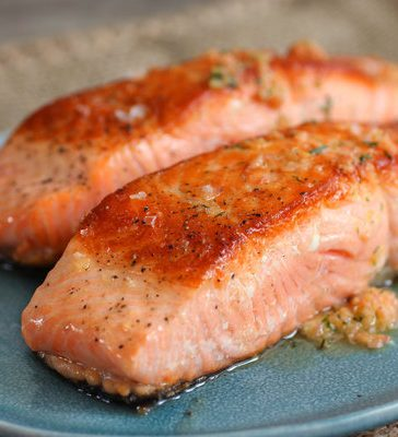 Salmon and other foods high in Omega Content