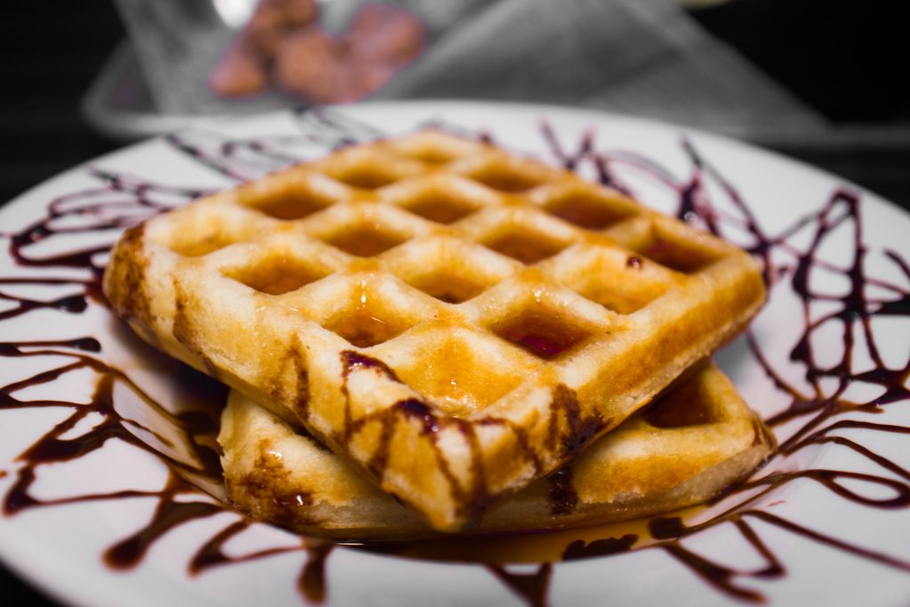 Waffles by Thank You Chicken
