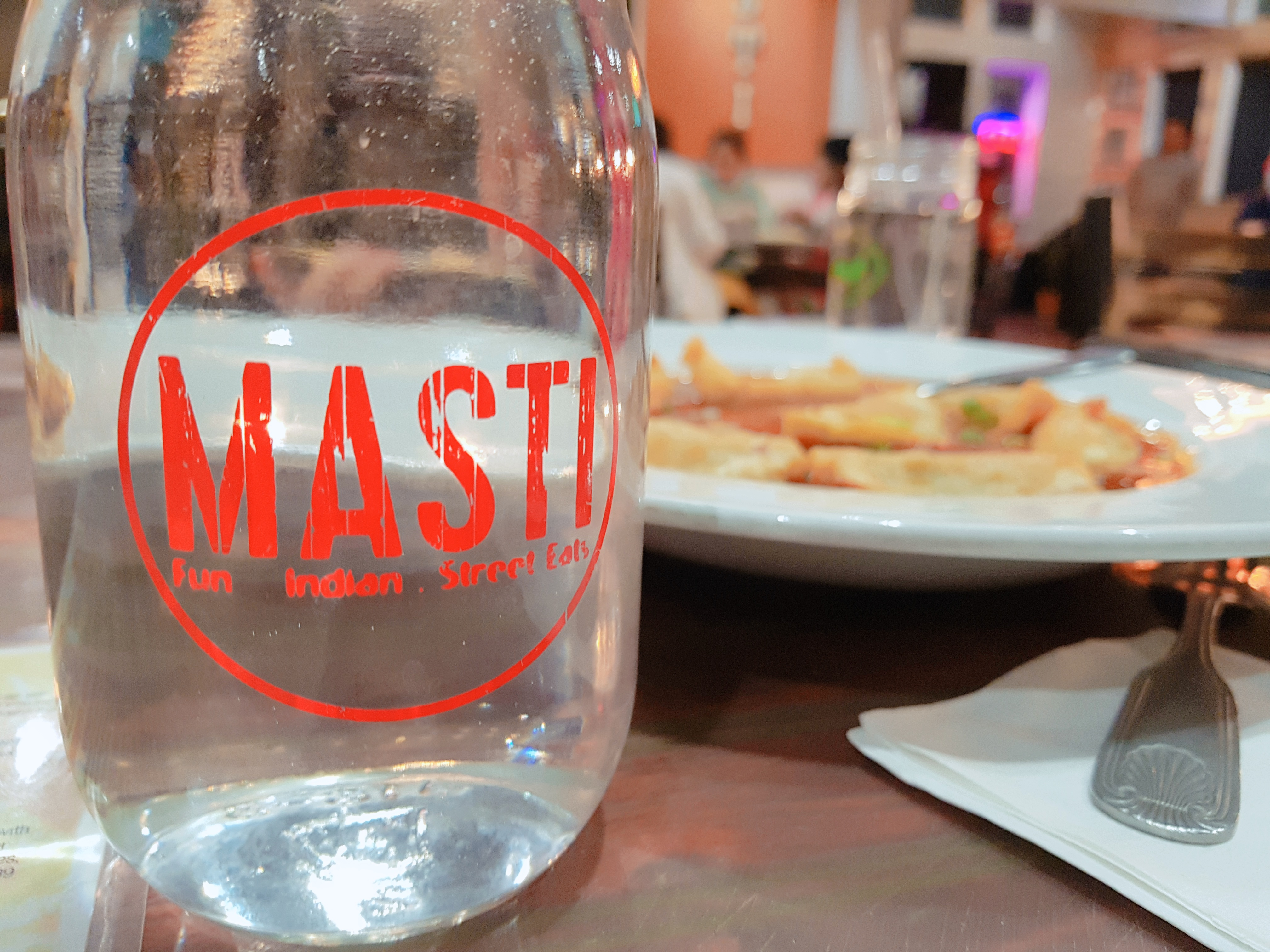 Masti Interior Water glass