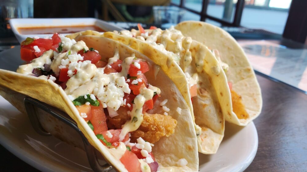 Grouper Taco by Local On North