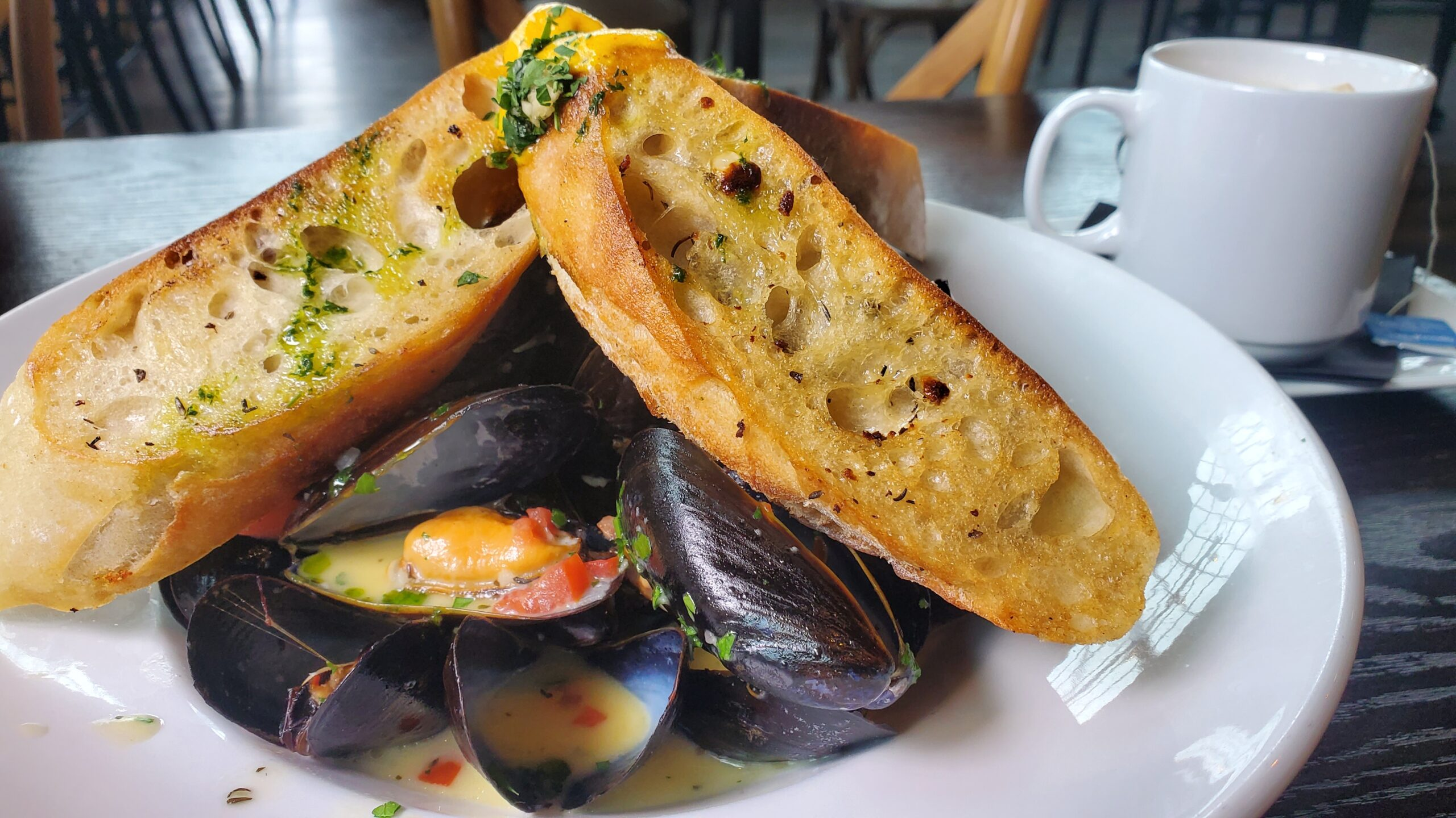 P.E.I Mussels by Local On North